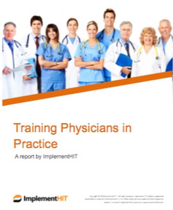 Training Physicians in Practice