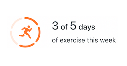 Fitbit - Log Exercise