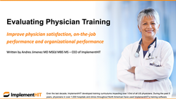Evaluating Physician Training Small