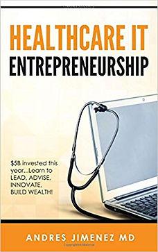 Healthcare IT Entrepreneurship Book Cove