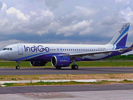 IndiGo Resumes Scheduled Flights Between Hyderabad & Male'