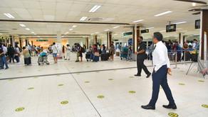 Vice President Mr. Faisal Naseem Visits Velana International Airport