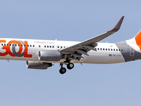 GOL Suffers A Net Loss Of US$414 Million In The First Half Of 2021