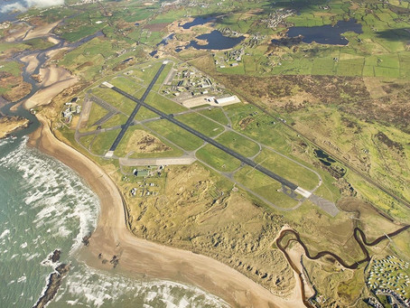 Light aircraft Pilot fined after unauthorized landing at a military airport on a sightseeing flight