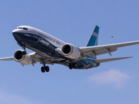 The Boeing 737 MAX is Cleared to Fly Again