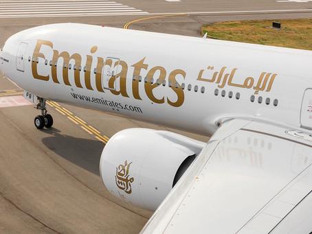 Emirates Extends Ban On Flights From India, Bangladesh, Pakistan & Sri Lanka