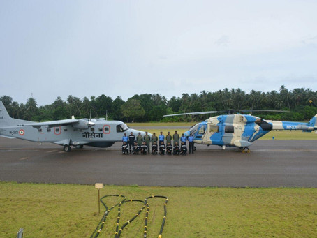 Does Maldives have experienced flight crew to operate a maritime patrol aircraft?