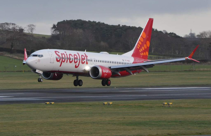 SpiceJet flight crew spends 21 hours inside the aircraft as they were not allowed entry in Croatia