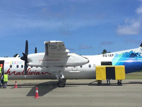 A Maldivian Flight From Fuvahmulah Delayed After Receiving A Hijack Threat