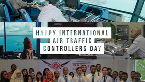 It's International Air Traffic Controllers Day