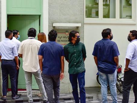 Maldivian Pilots And Cabin Crews Calls Off Strike Following Meeting With President Ibrahim Solih