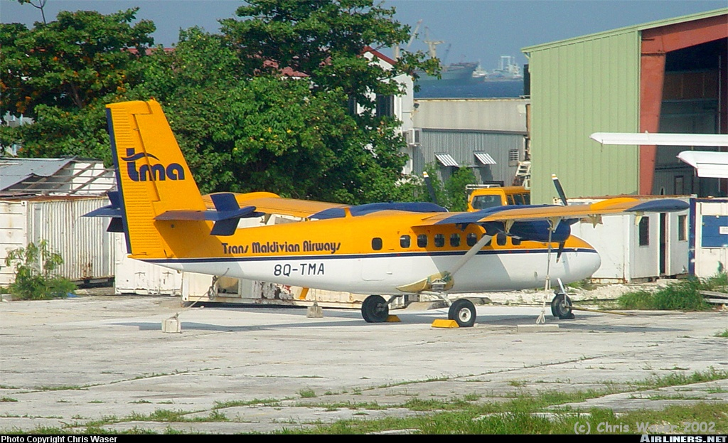 De Havilland Canada DHC-6-100 Twin Otter