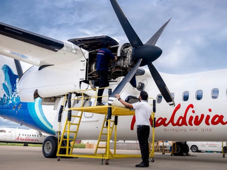 Mechanic Internship Opportunities Available At Maldivian