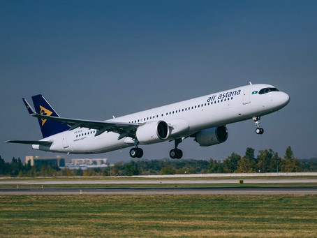 Air Astana to operate flights from Almaty to the Maldives starting 5th December