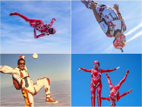 Maldives Paradise Boogie 2021 at Dhaalu to feature World Champion Sky Divers