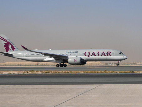 Qatar Airways Grounds 13 Airbus A350s Over Fuselage Issue