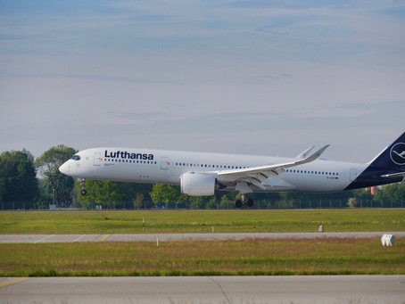 Lufthansa to operate a special 15 hour flight on the Airbus A350-900