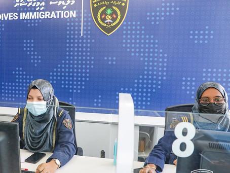 Visa Division Of Maldives Immigration Relocated