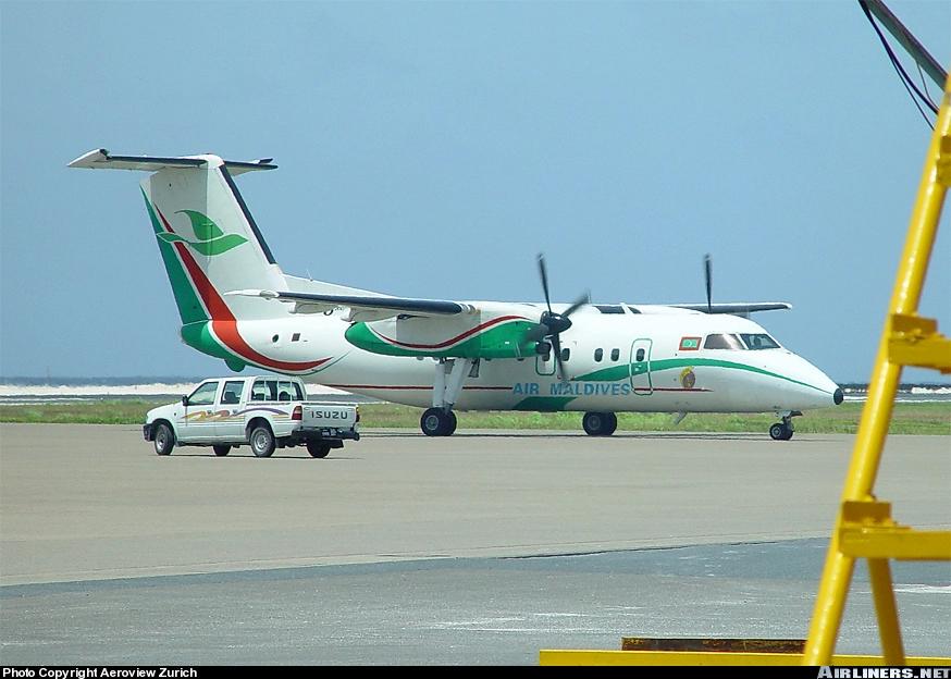 De Havilland Canada DHC-8-202 Dash 8
