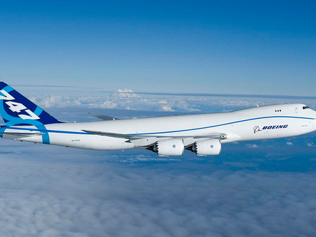 Boeing will build only 12 more 747's as production is expected to end next year