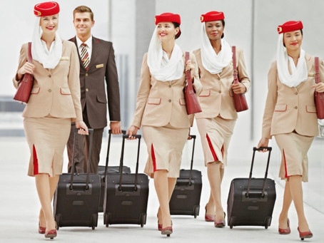 Emirates Launching A Massive Campaign To Hire 3,000 Cabin Crew's