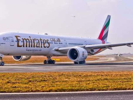 Emirates To Resume Flights Between Male' & Colombo Starting 1st September