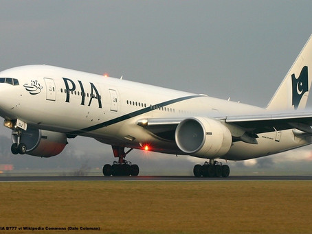 Pakistan Airline tells crew to refrain from fasting in Ramadan during flight