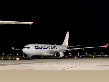 GullivAir carries out first flight to the Maldives from Romania