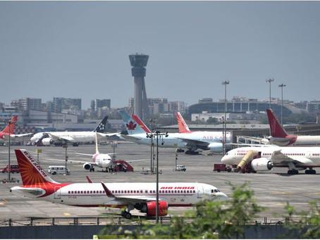 India Extends Ban On Scheduled International Flights Till 30th September
