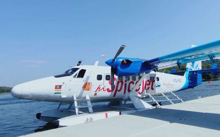 Seaplane Operation In India Can Only Resume In September Says SpiceJet