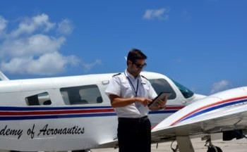 Addu flight school students take a stand against AAA management.