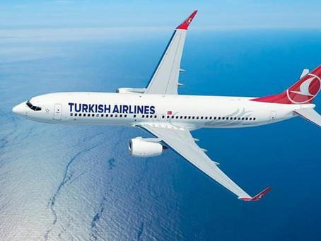 Turkish Airlines Operating 85% Pre Covid Level With Over 1,000 Daily Flights