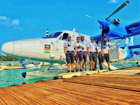 National Airline Maldivian Hiring Pilots For DHC6 Twin Otter