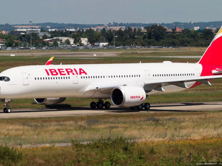 Spanish Airline Iberia to start flights to the Maldives in July