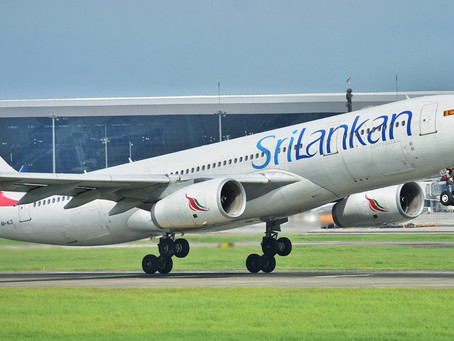 Sri Lankan Airlines To Commence Flights From Mattala To Male' In October