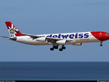Edelweiss to resume flight services to Maldives from 26th Sep 2020