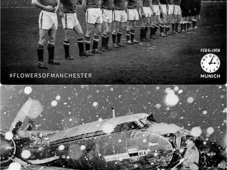 Today marks 63 years since the Munich Air Disaster that killed eight Manchester United players