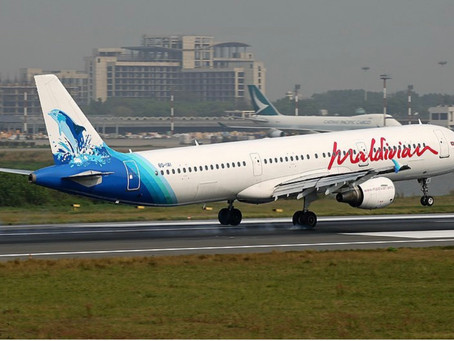 Maldivian To Operate Twice A Week To Dhaka, Bangladesh
