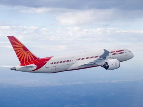 Air India Will Operate Flights From Delhi, Mumbai And Bangalore To Maldives Starting 28th July