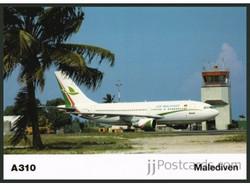 Air Maldives; A310-222
