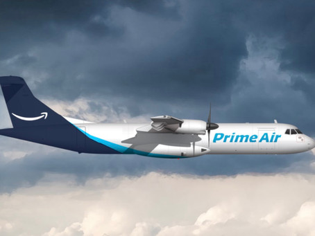 Amazon Air Continuing Its Expansion Acquiring ATR's For Short-Haul Air Cargo Services