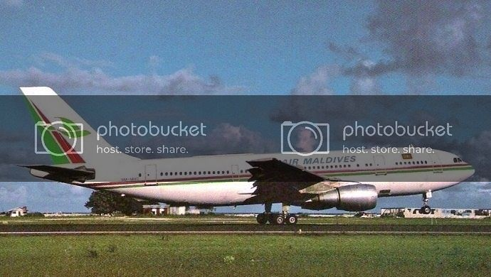Air Maldives A300