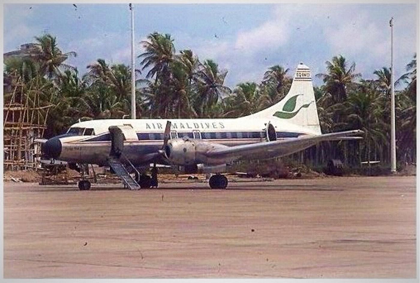 The Convair 440