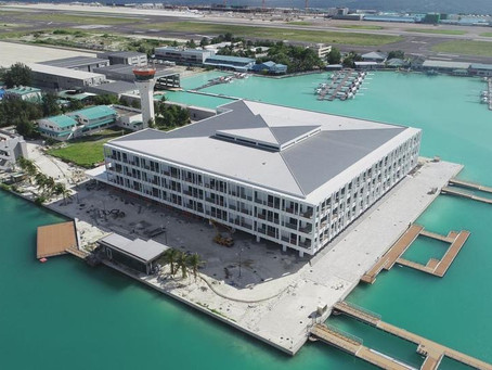 MACL: New Seaplane Terminal Is Yet To Be Fully Handed Over