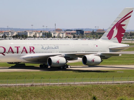 Qatar Airways to retire half of its Airbus A380 fleet.