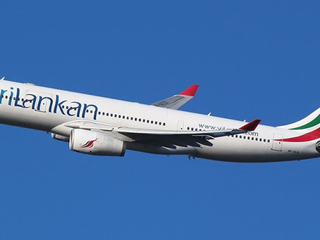 SriLankan Airlines Resuming Flights To Moscow After Six Year Break
