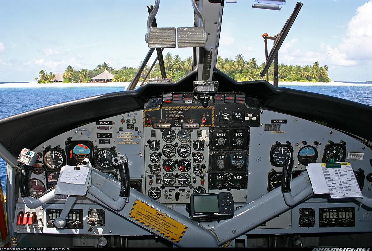 De Havilland Canada DHC-6-300 Twin Otter