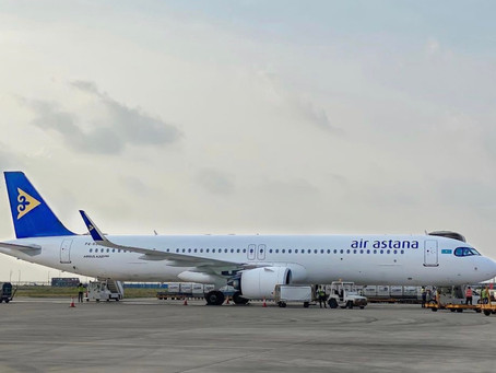 Air Astana commences scheduled flights from Kazakhstan to the Maldives.