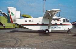Sky Van Male Maldives 11.1.1989