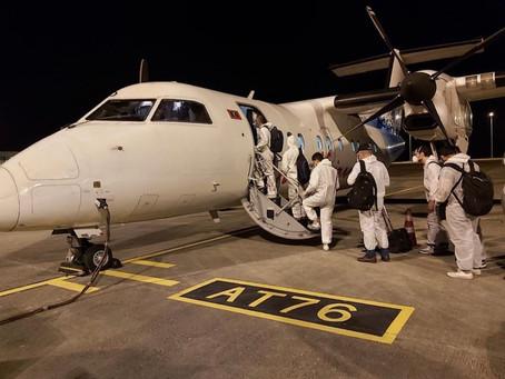 National Airline Maldivian Continues To Carry Repatriation Of Seafarers To Mattala, Sri Lanka